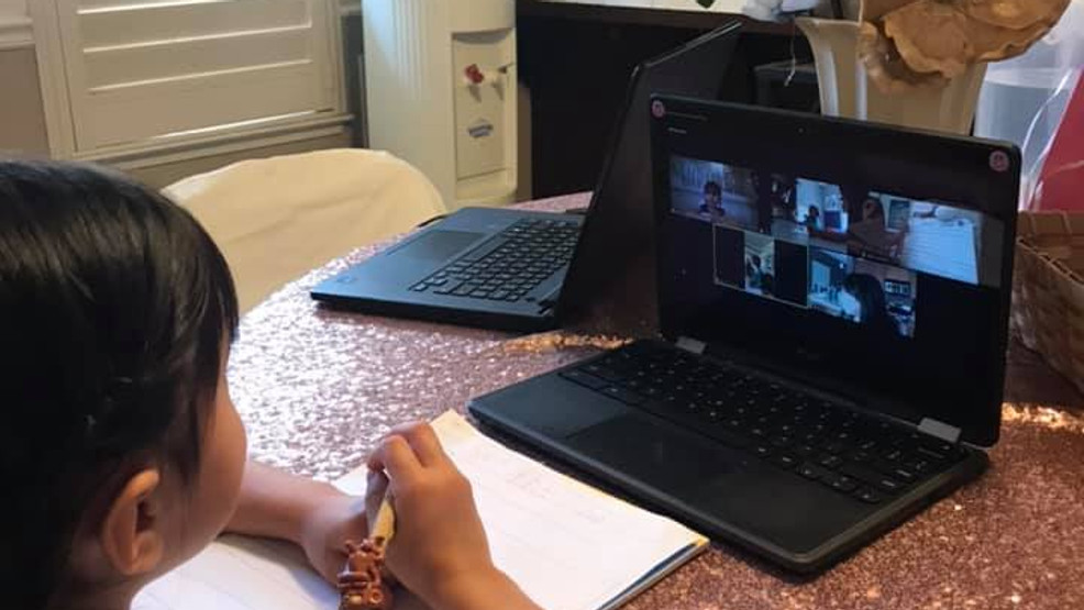 Parents Struggle With Child Care Distance Learning In The Fall Kmph
