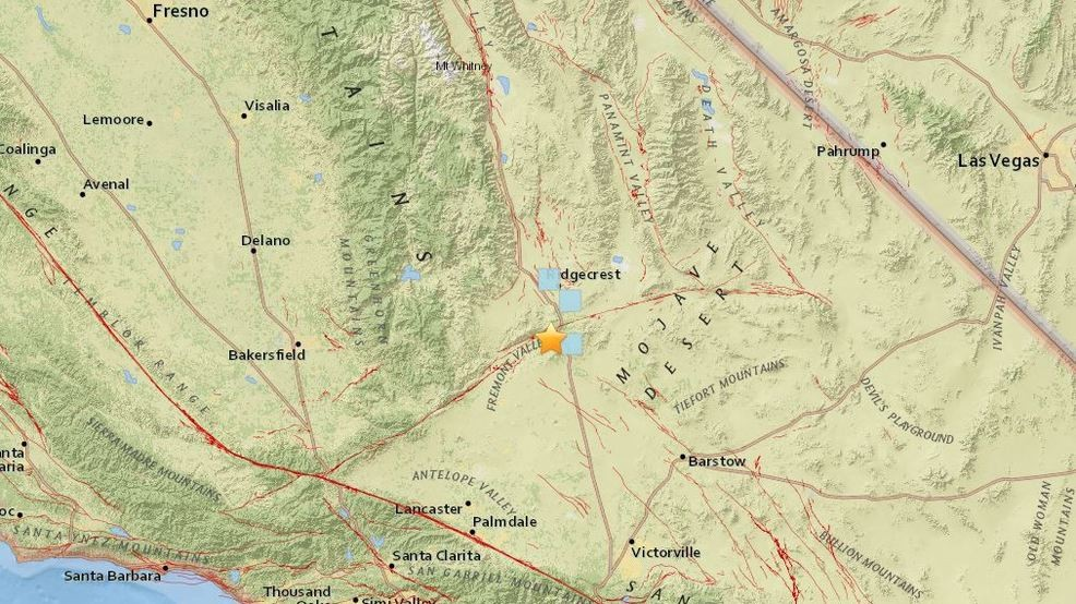 3 5-magnitude earthquake in Kern County | KMPH