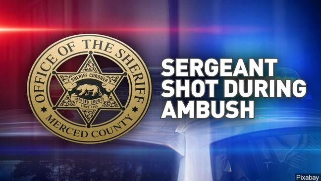 Merced County deputy shooting suspect in custody following
