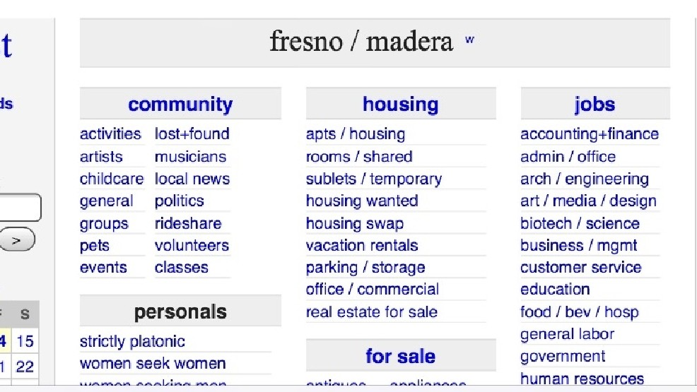 Craigslist Fresno Madera >> Craigslist Scam Fresno Mom Looking For A Job Targeted Kmph
