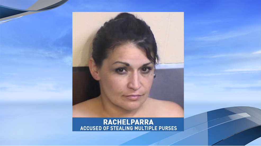 Woman arrested after stealing multiple purses, using stolen
