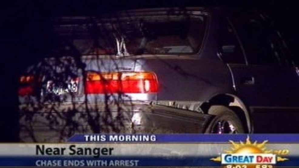 Man Leads Dinuba Police On High-Speed Chase | KMPH