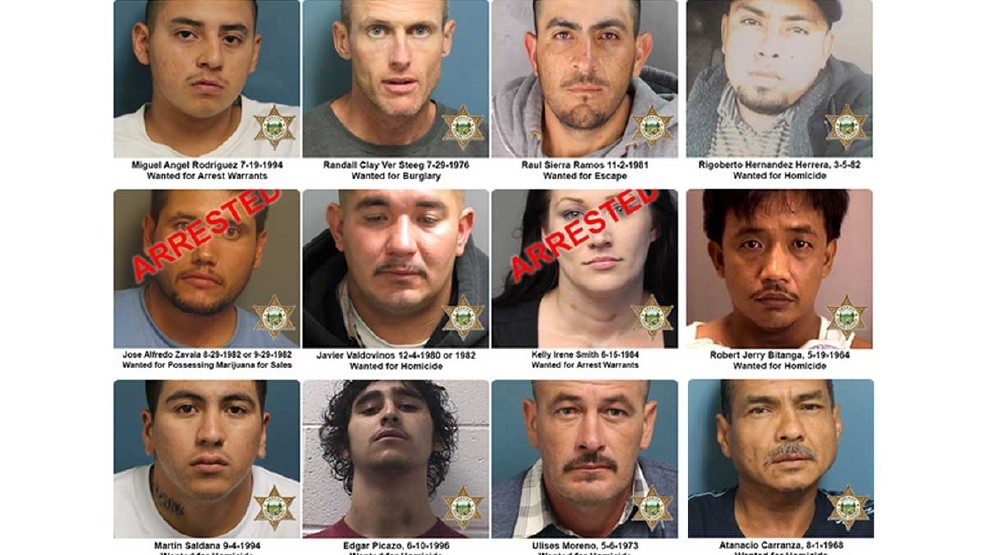 Tulare County Top 10 Most Wanted | KMPH