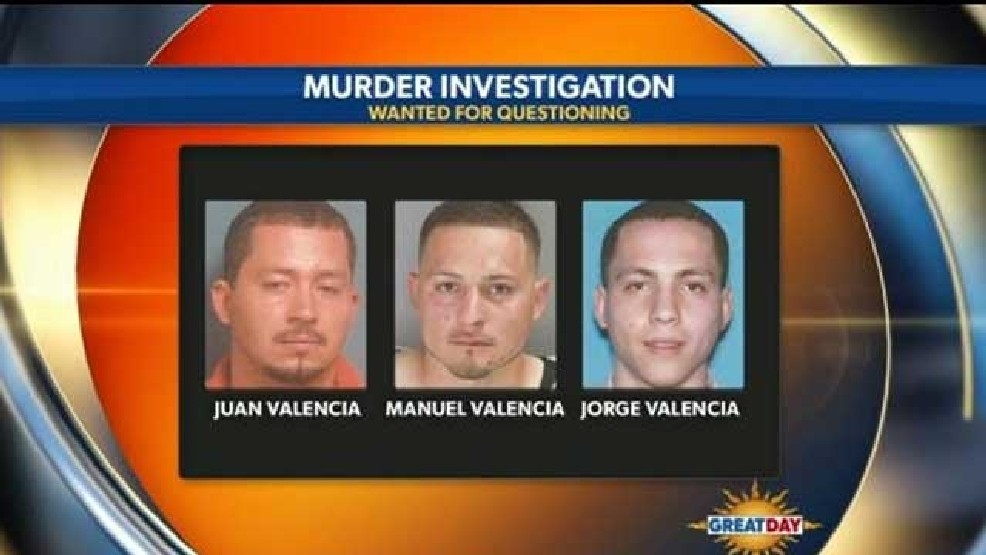 Farmersville Woman Killed, 4 Men Wanted for Questioning   KMPH