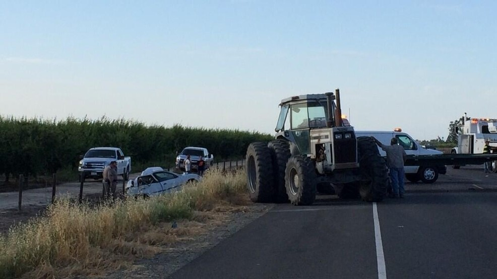 Deadly Crash on Highway 41 North of Lemoore | KMPH