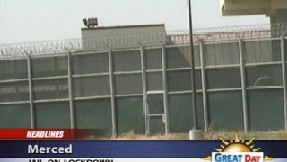 Lockdown Continues At The Merced County Jail | KMPH