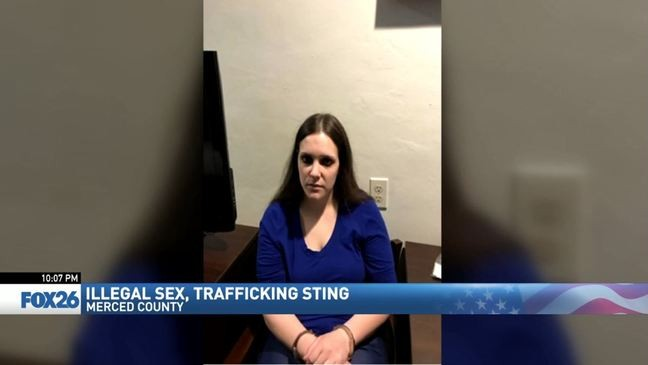 20 busted in prostitution sting in Merced | KMPH
