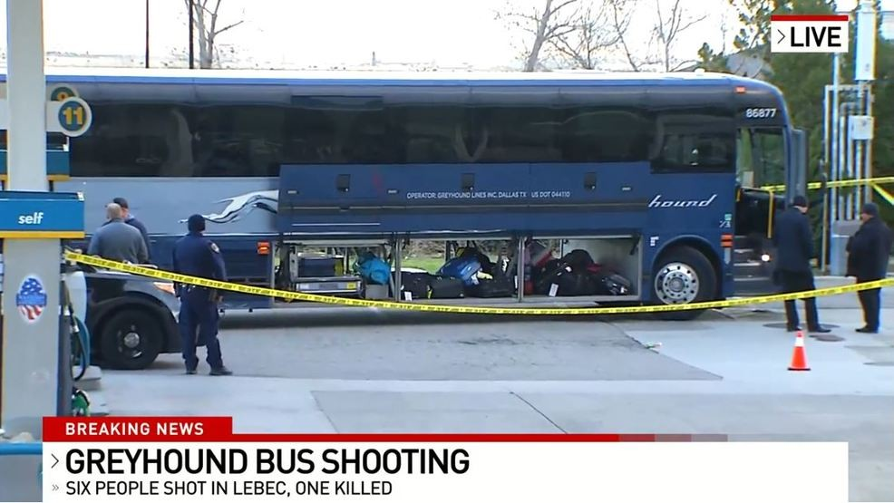 1 Killed In Shooting On Greyhound Bus Near The Grapevine Kmph