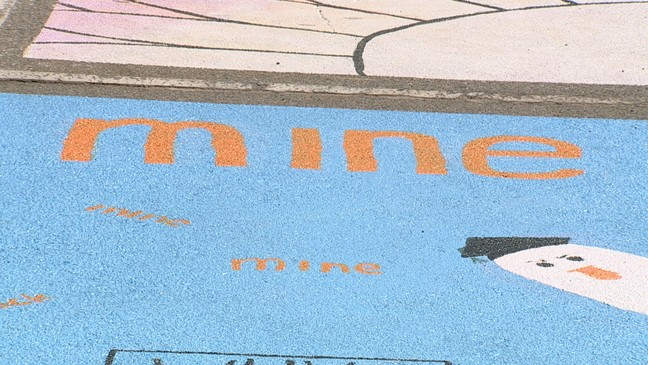 Madera Ranchos School Gives Students Liberty To Paint Own Parking Stalls Kmph