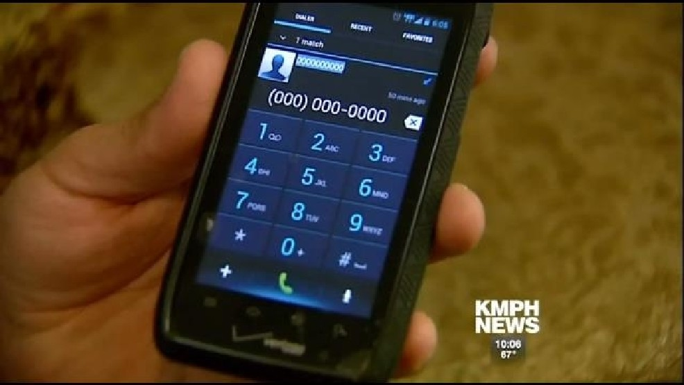 Scam Phone Number Calls Thousands of People | KMPH